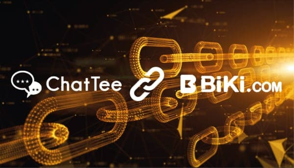 ChatTee is now linked with BiKi.