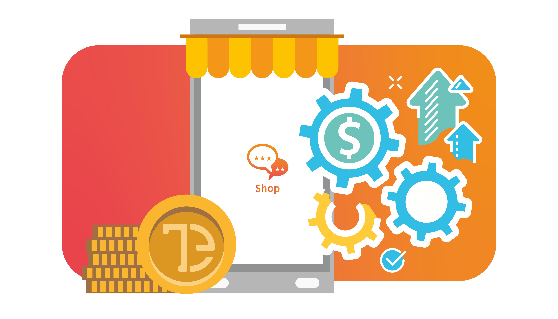 ChatTee shop アプリの更新:シーン別のコインバック